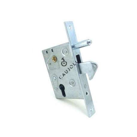 Insertable steel door lock in kit 1