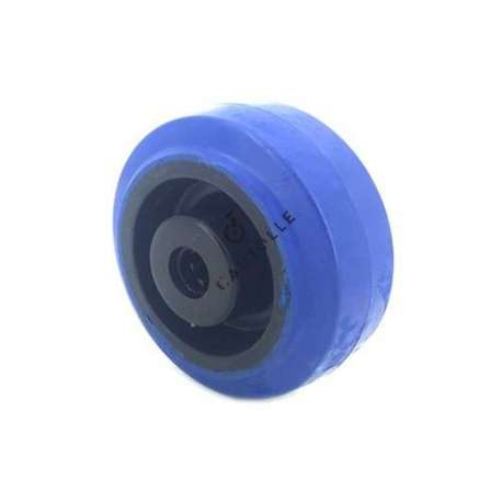 NON-MARKING SUPPLE RUBBER ROLLER 80 MM DIAMETER 12 MM BORE