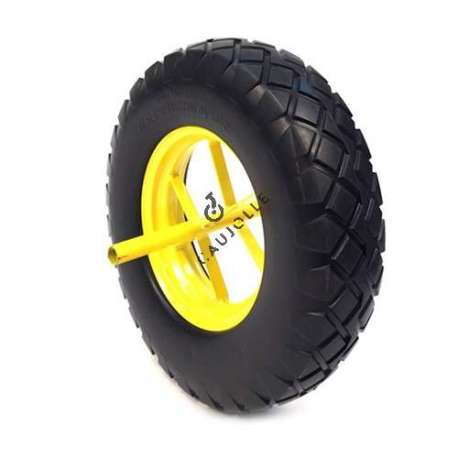 PUNCTURE-PROOF WHEELBARROW WHEEL S8000 400 MM DIAMETER