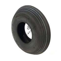 WHEELBARROW TYRE 400 MM DIAMETER 6-INCH RIM (4.00-6)