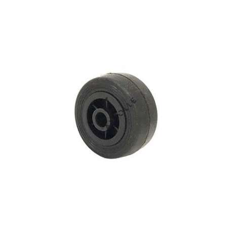 RUBBER WHEEL 50 MM DIAMETER 10 MM BORE S2300