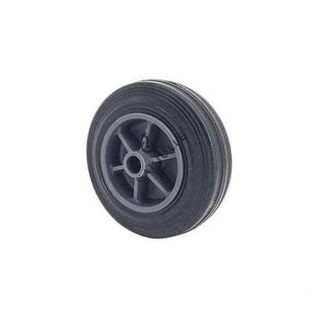 RUBBER WHEEL 100 MM DIAMETER 11 MM BORE S2300