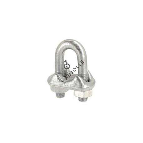 STEEL STIRRUP CABLE LOCK 14 MM DIAMETER