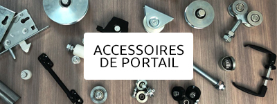 Portal wheels and accessories